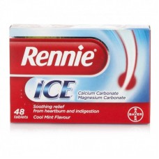 Rennie Ice Tablets 48tabs