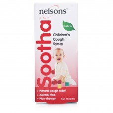 Nelsons Sootha Children's Cough Syrup