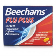 Beechams Flu Plus Caplets 24s