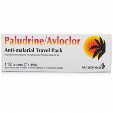 Paludrine & Avloclor Travel Pack 112tabs