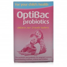 Optibac Probiotics For Your Childs Health 10sachets