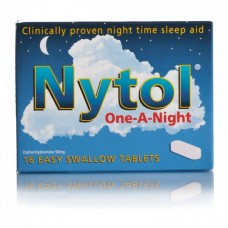 Nytol One-A-Night Caplets 16caplets