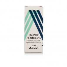 Isopto Plain 0.5% 10ml