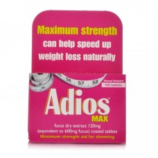 adios herbal slimming tablets 100tabs