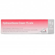 Hydrocortisone Cream 1%