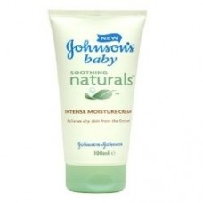 Johnson's Baby Soothing Naturals Moisturising Cream 200ml
