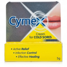 Cymex Cream For Cold Sores 5g