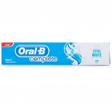 Oral-B Complete Extra White Toothpaste 50ml