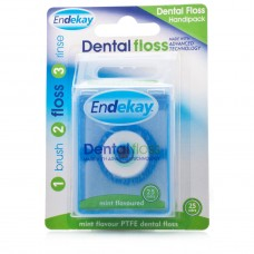 Endekay Mint Dental Floss 24metres