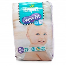 Pampers Active Fit Junior Carry Pack