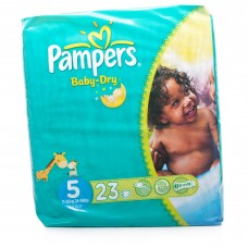 Pampers Baby Dry Junior Carry Pack