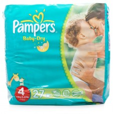 Pampers Baby Dry Maxi Carry Pack