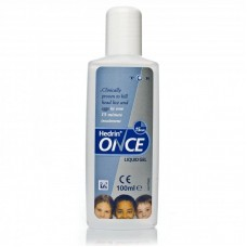 Hedrin Once Liquid Gel x100ml