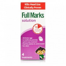 Full Marks Head Lice Solution 200ml