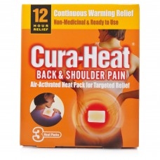 Cura-Heat Back & Shoulder