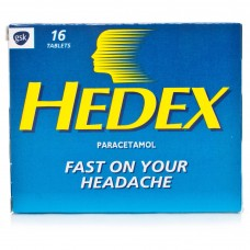 Hedex fast on your headache