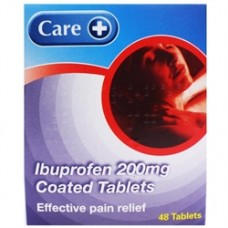 Ibuprofen Tablets 200mg - 48