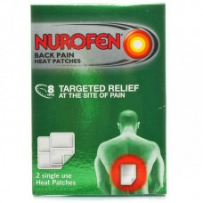 Nurofen Back Pain Heat Patches
