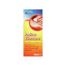 Iodine Tincture 25ml