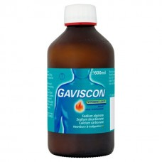 Gaviscon Original Aniseed Liquid 600ml