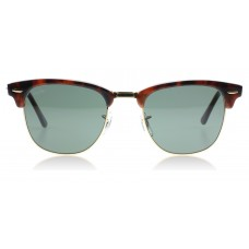 Ray-Ban 3016 Clubmaster Tortoise W0366 Large 51mm