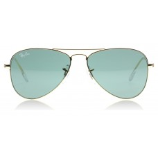 Ray-Ban Junior 9506s 9506 9506S Gold 223/71 Youth