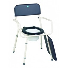 Adjustable Community Commode
